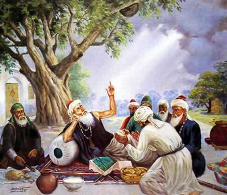 The renowned South Asian Sufi saint, Baba Farid Ganj Shakkar, is one of the few known people to have successfully performed a chilla