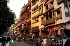 Food Street facades