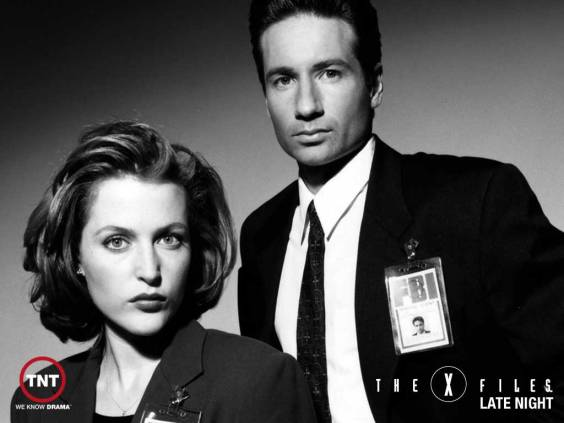 The X Files - best American crime/thriller series yet...