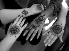 Henna party!