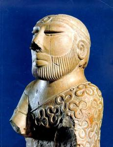 The Priest King, 2500 BCE, Mohenjo-daro, Pakistan